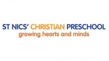 St Nics' Christian Preschool 's logo