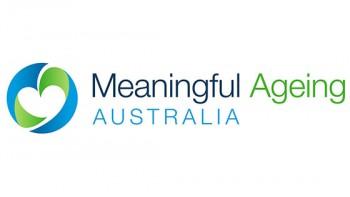 Meaningful Ageing Australia's logo