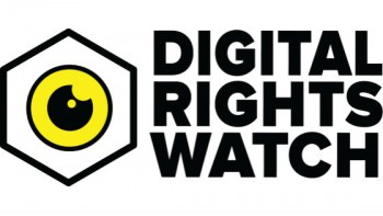 Digital Rights Watch's logo