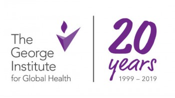The George Institute for Global Health's logo