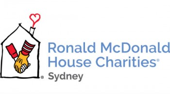 Ronald McDonald House Charities Sydney 's logo