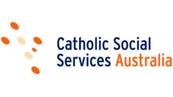 Catholic Social Services Australia's logo
