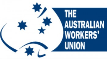Australian Workers Union WA Branch's logo