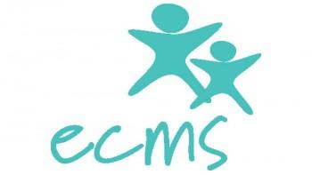 ECMS's logo