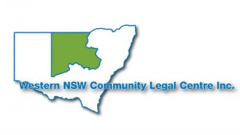 Western NSW Community Legal Centre 's logo