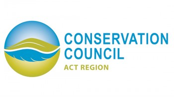 Conservation Council ACT Region's logo