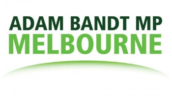 The Office of Adam Bandt MP's logo