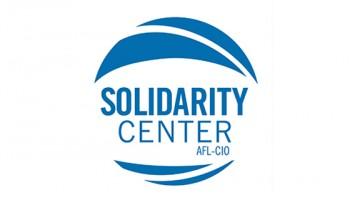Solidarity Center's logo