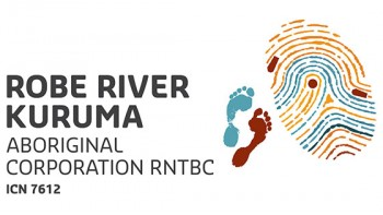 Robe River Kuruma Aboriginal Corporation RNTBC's logo