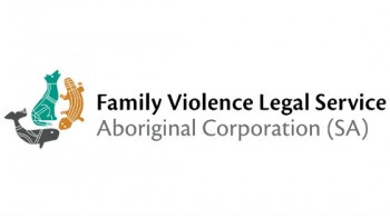 Family Violence Legal Service Aboriginal Corporation (SA)'s logo