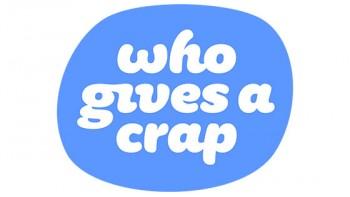 Who Gives A Crap's logo