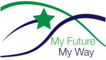 My Future My Way's logo