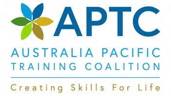 Australia Pacific Training Coalition (APTC)'s logo