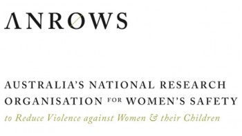 Australia's National Research Organisation for Women's Safety (ANROWS)'s logo