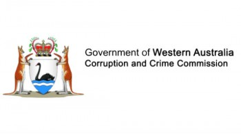 Corruption and Crime Commission's logo