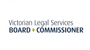Victorian Legal Services Board and Commissioner's logo