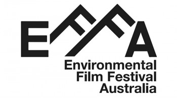 Environmental Film Festival Australia's logo