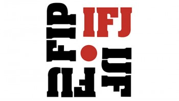 International Federation of Journalists Asia-Pacific's logo