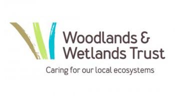 Woodlands and Wetlands Trust's logo