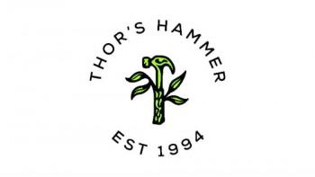 Thor's Hammer's logo