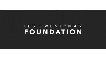 Les Twentyman Foundation's logo