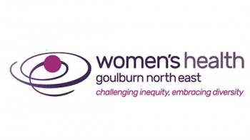 Women's Health Goulburn North East's logo