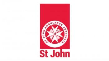 St John Ambulance's logo