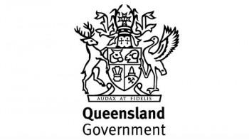 Queensland Government's logo
