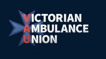 Victorian Ambulance Union Incorporated's logo