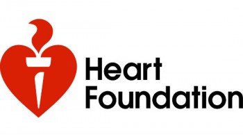 Heart Foundation's logo