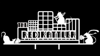 Red Rattler Theatre's logo