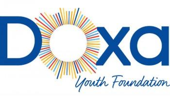 Doxa Youth Foundation's logo