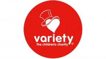 Variety - the Children's Charity's logo