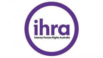 Intersex Human Rights Australia's logo