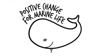 Positive Change for Marine Life's logo