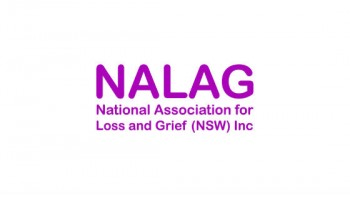 National Association for Loss and Grief's logo