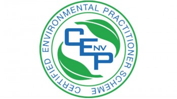 Certified Environmental Practitioners Scheme's logo