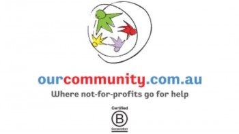 Our Community's logo