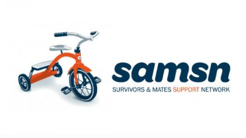 Survivors & Mates Support Network's logo