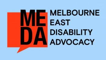Melbourne East Disability Advocacy's logo