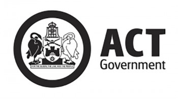 ACT Government's logo
