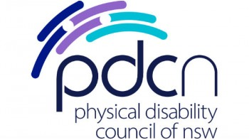 Physical Disability Council NSW's logo