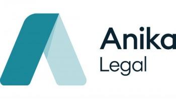 Anika Legal's logo
