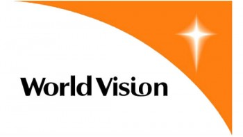 World Vision's logo
