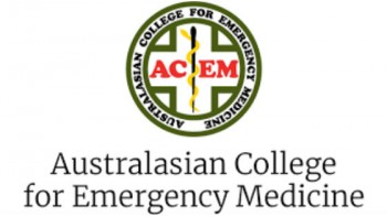 Australasian College for Emergency Medicine's logo