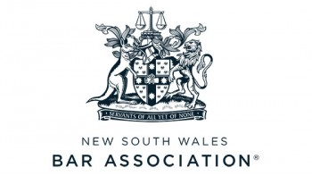 New South Wales Bar Association's logo