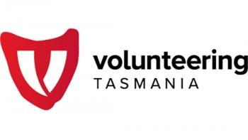 Volunteering Tasmania's logo