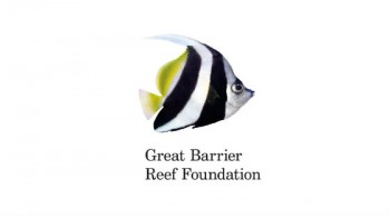 Great Barrier Reef Foundation's logo