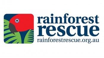 Rainforest Rescue's logo