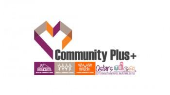 Community Plus+ Queensland Incorporated's logo